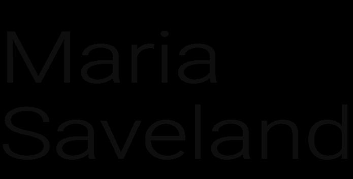 Maria Saveland